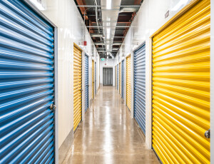 Welland North storage
